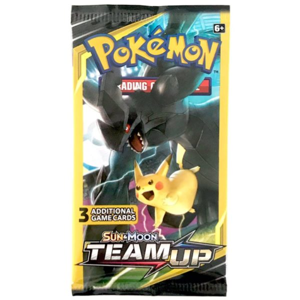 Team Up 3-pack Booster