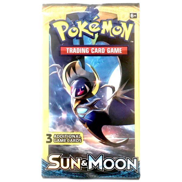 Pokemon kort 3-pack Booster