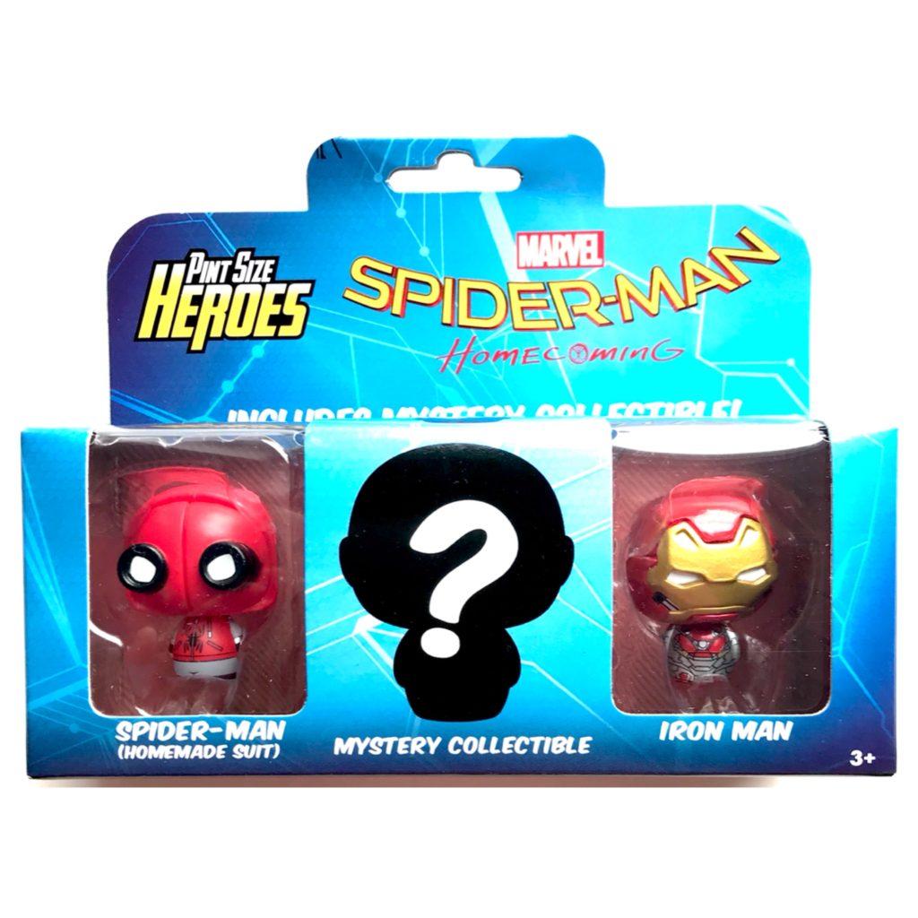 Pakkekalender, Små gaver til børn, Marvel Super Helt, Funko, Pop