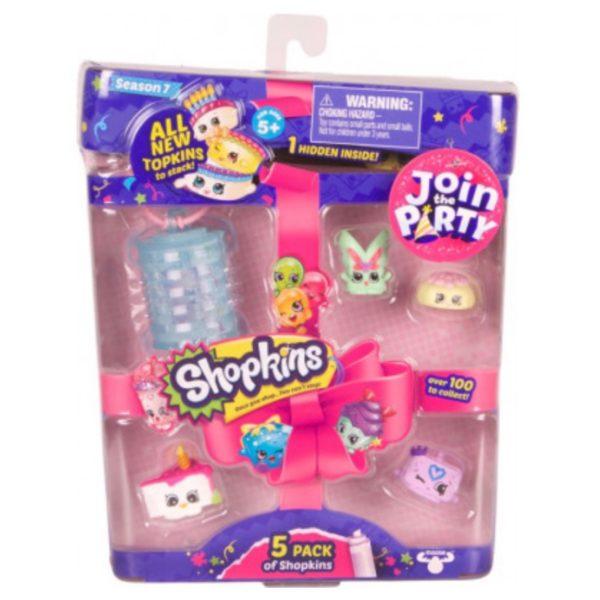 Pakkekalender, små billige gaver til børn,Shopkins fødselsdagspakke,