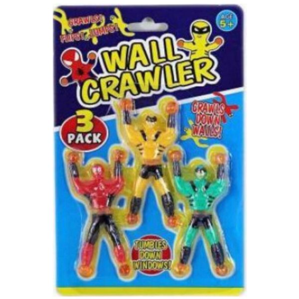 Wall Crawlers
