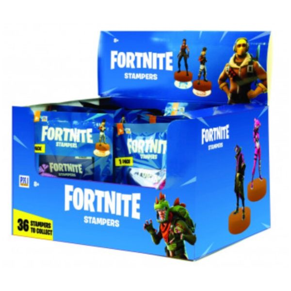 Fortnite Figurer med stempler