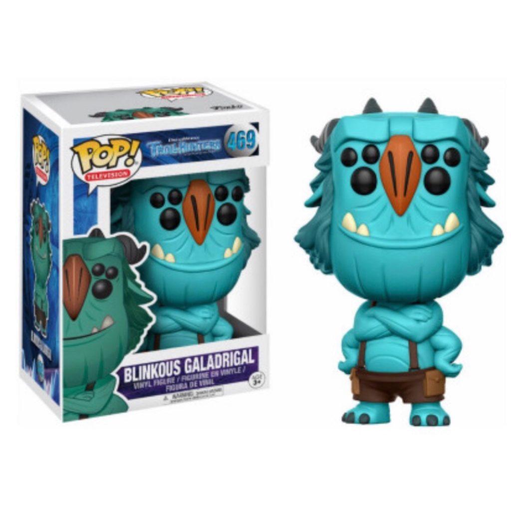 POP! Troll Hunters: Blinkous Galadrigal