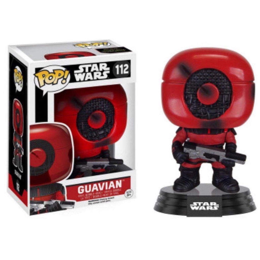 POP! Star Wars: Guavian