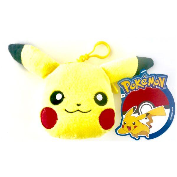 Pikachu Bamse/Pung - Legetøj, Pakkekalender & små gaver
