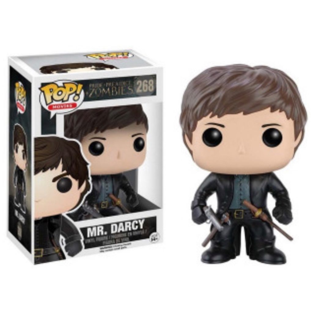 POP! Mr Darcy