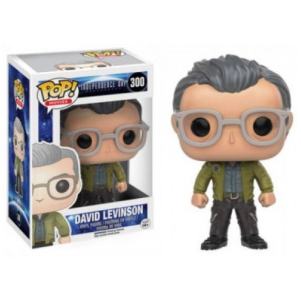 POP! Independence Day: David Levinson