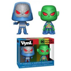 POP! Vinyl DC: Darkseid & Martian