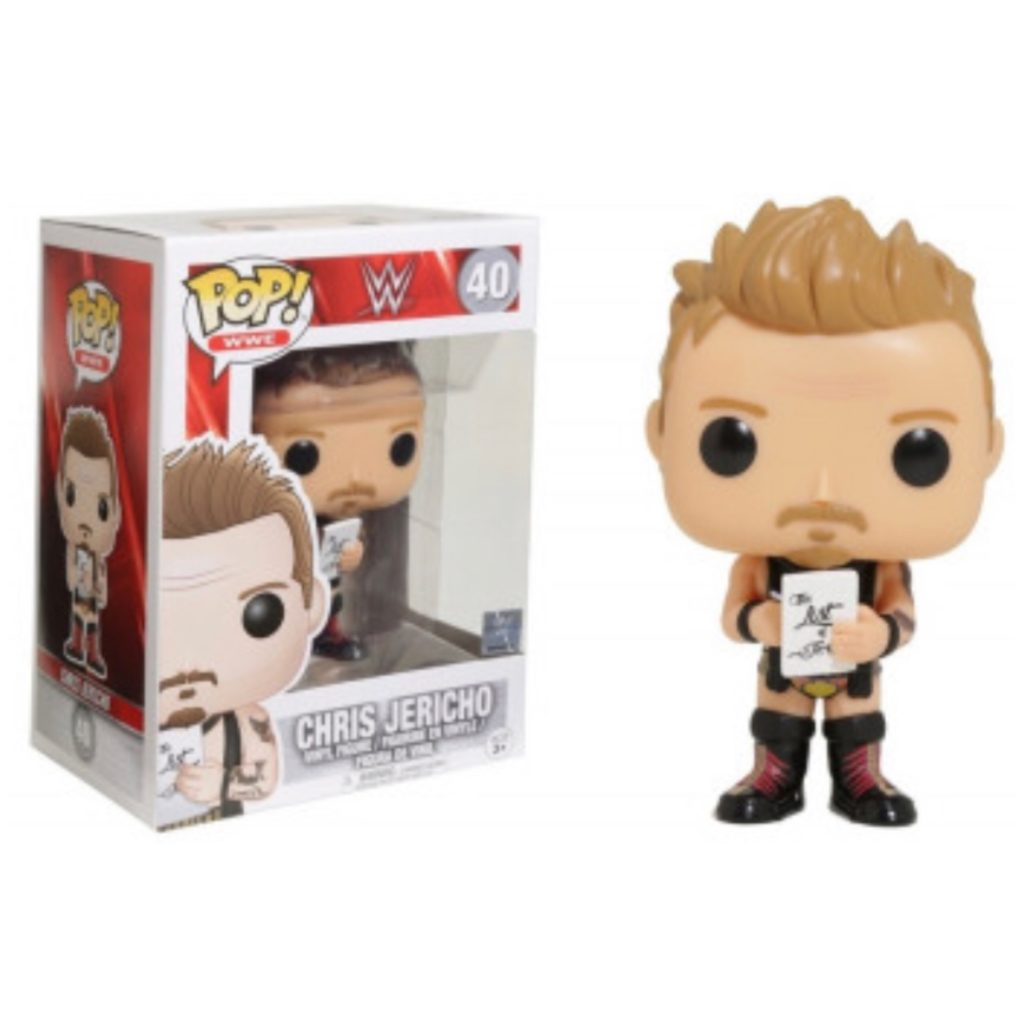 POP! Chris Jericho