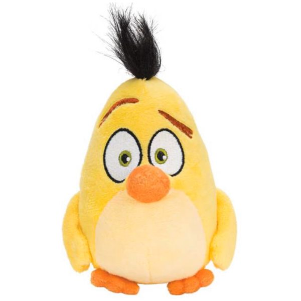 Angry Birds 2 Bamse (Sort) - Pakkekalender og legetøj