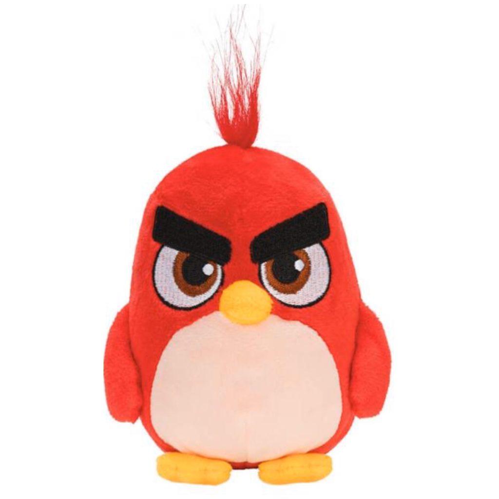 Angry Birds 2 Bamse (Rød) - Pakkekalender og legetøj Børn