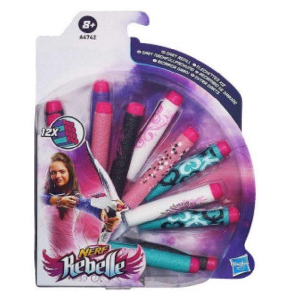 Pakkekalender børn, Legetøj, Nerf Pile/ammunition