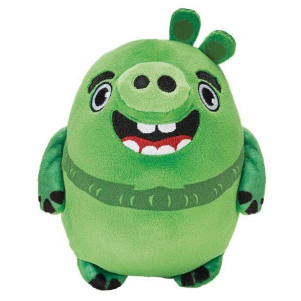 Angry Birds 2 Bamse (Grøn Gris) - Pakkekalender og legetøj