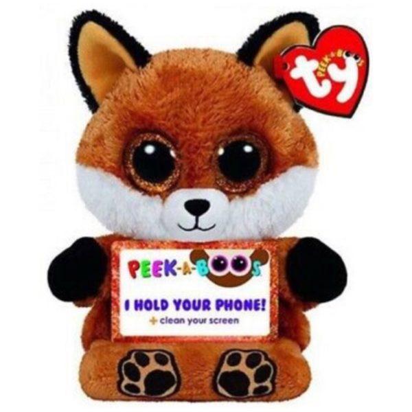 Ræve Bamse Mobilholder- Tilbud legetøj & Pakkekalender børn