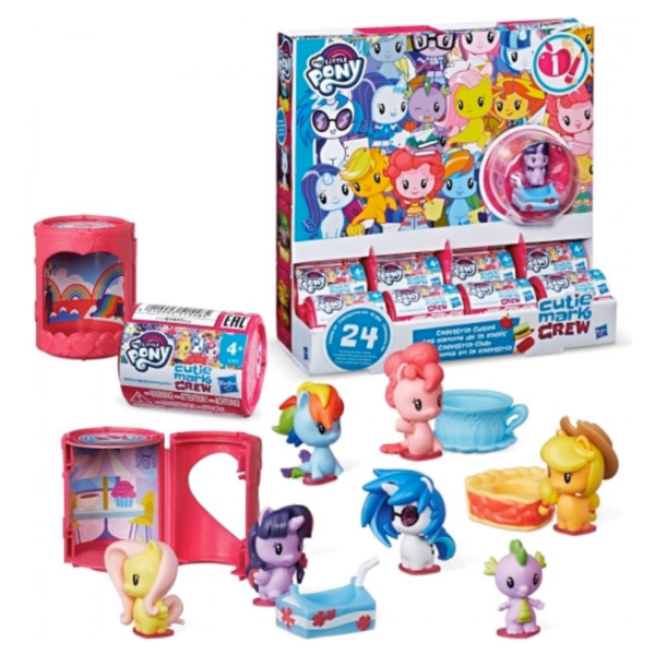 My Little Pony Cutie Mark Crew Figurer