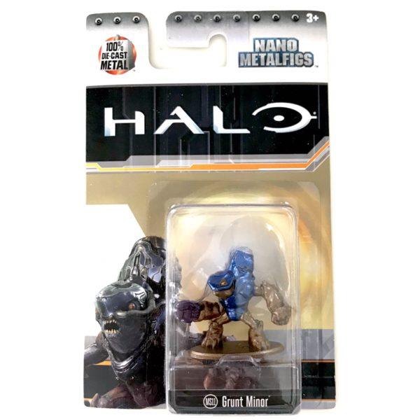 Halo Grunt Minor figur, pakkelender til børn, legetøj
