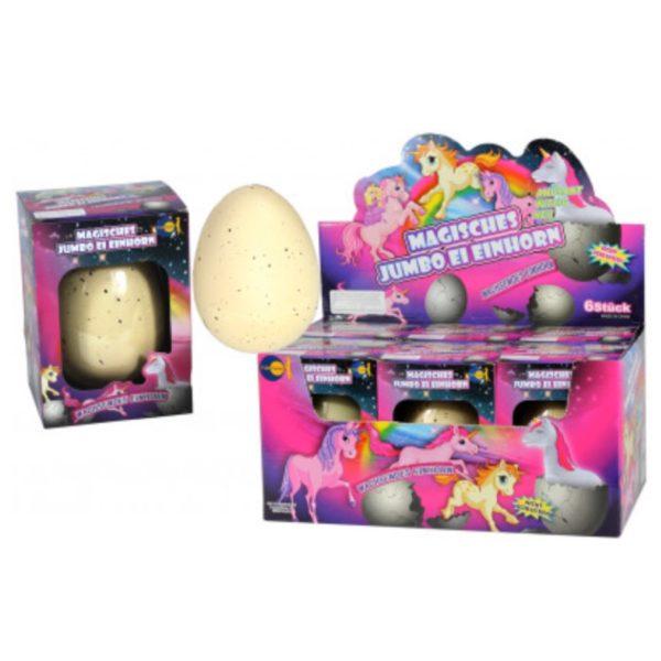 Unicorn Æg XL - Tilbud Legetøj, Pakkekalender til børn