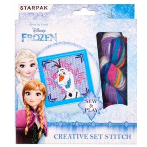 Frost Sy Sæt - legetøj og pakkekalender
