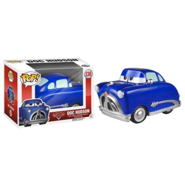 Funko POP! Doc Hudson Cars/Biler- Legetøj og pakkekalender