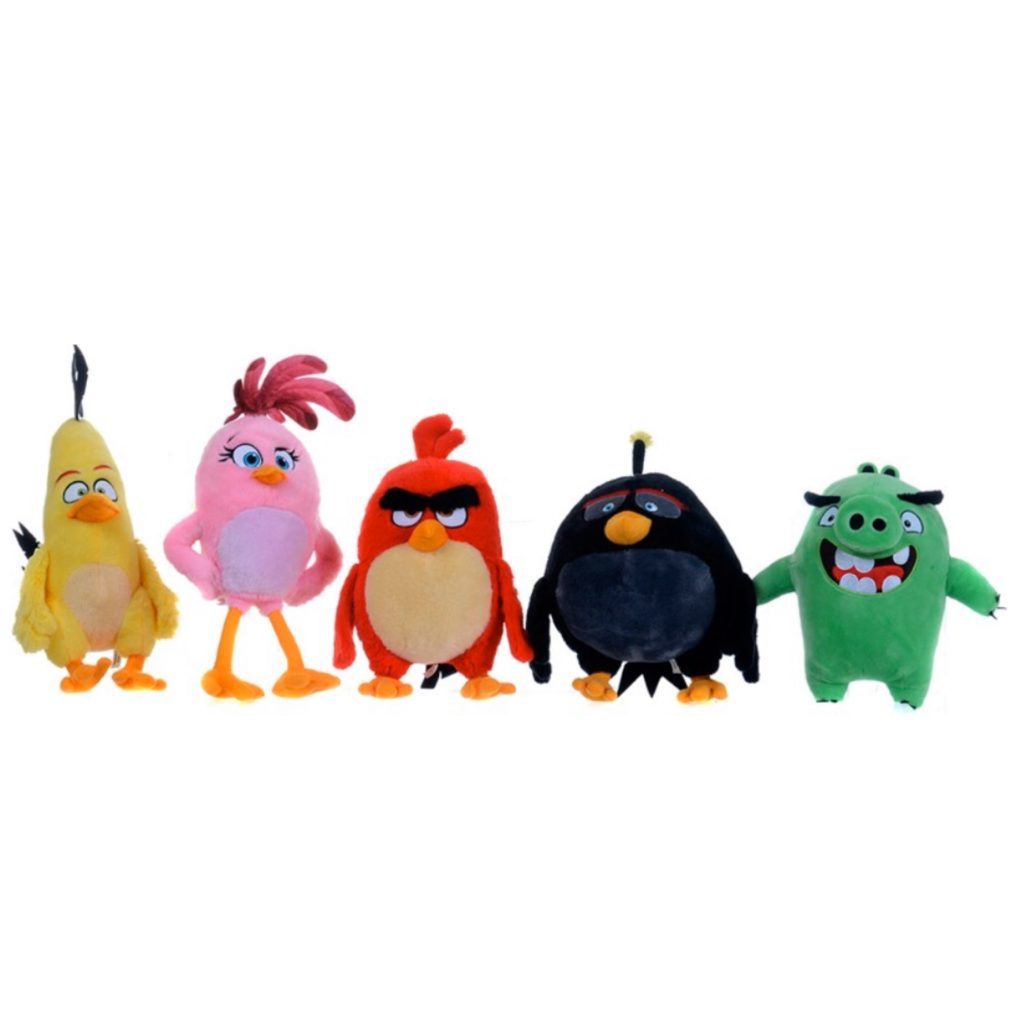 Black Friday Deal - Angry Birds Bamser