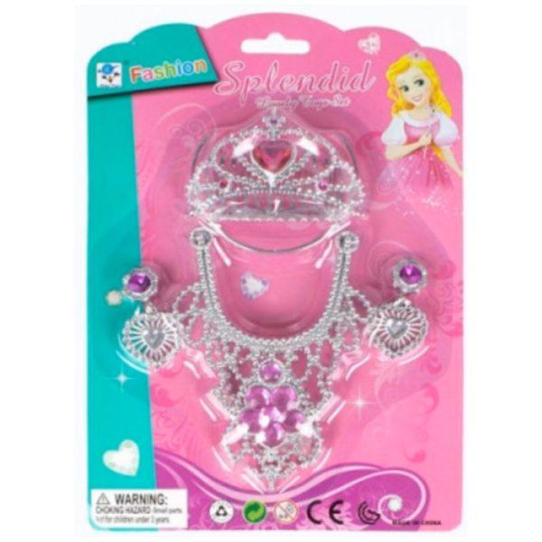 Prinsesse Diadem - Legetøj og Pakkekalender
