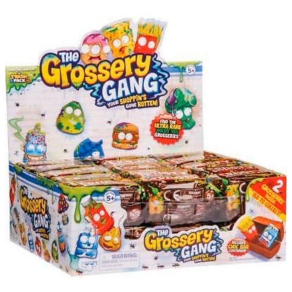 Grossery Gang (2 pack) - Legetøj / Pakkekalender