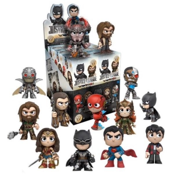 Funko Mystery Mini Justice League Movie / Superhelte