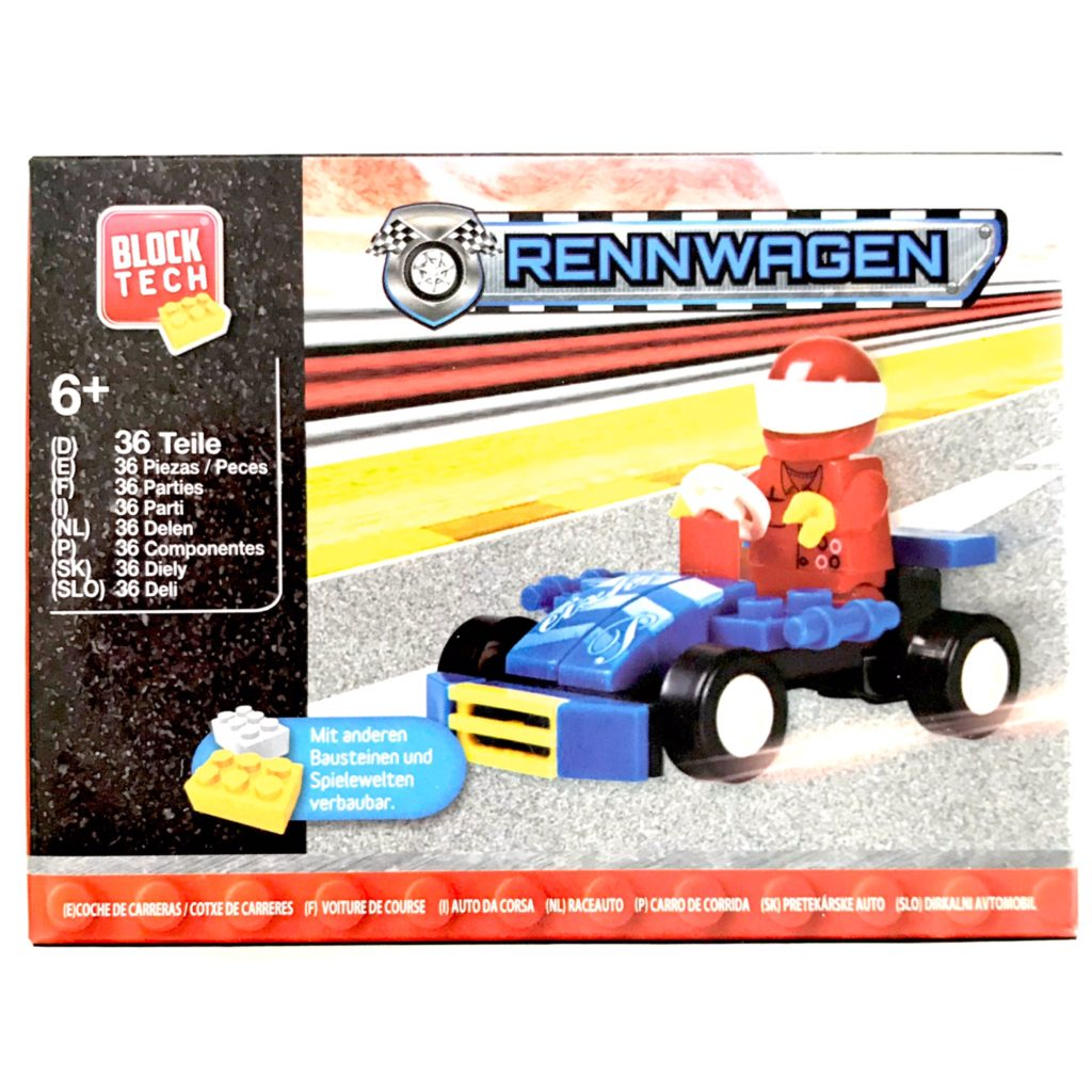 LEGO Racerbil