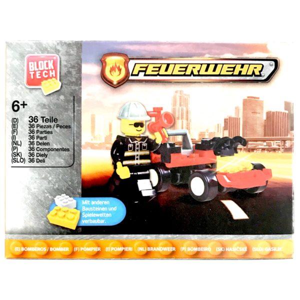 LEGO Brandbil - Legetøj / Pakkekalender