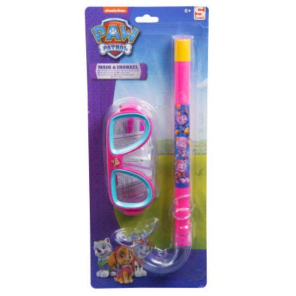 Paw Patrol Dykkermaske & Snorkel - Legetøj
