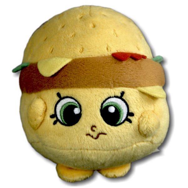 Shopkins Burger Bamse - Legetøj