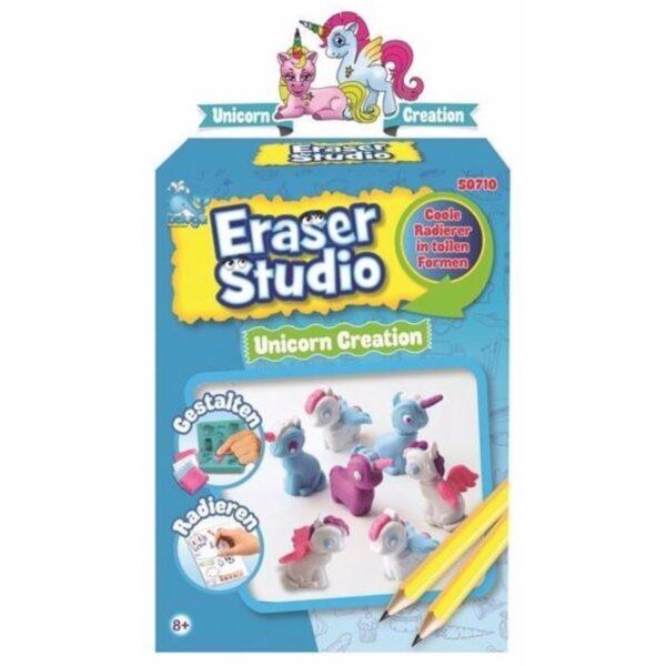 Eraser Studio Unicorn - Legetøj /Pakkekalender