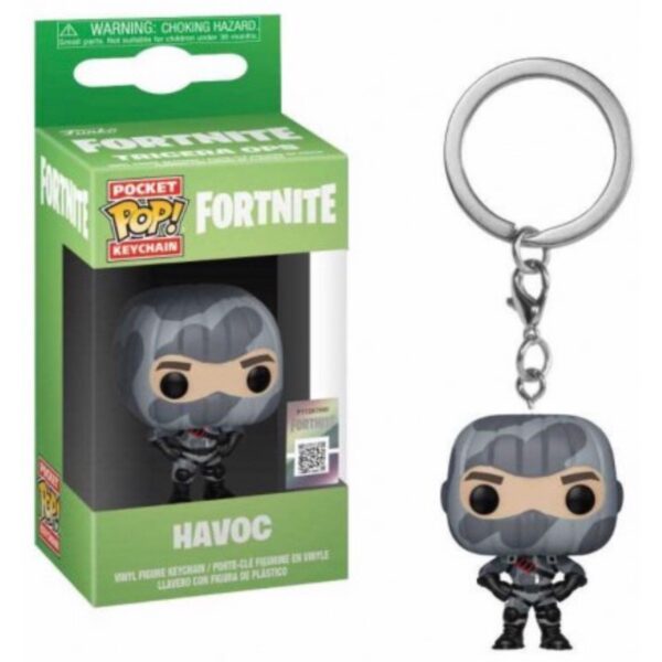 Fortnite Havoc - Pocket POP! Nøglering