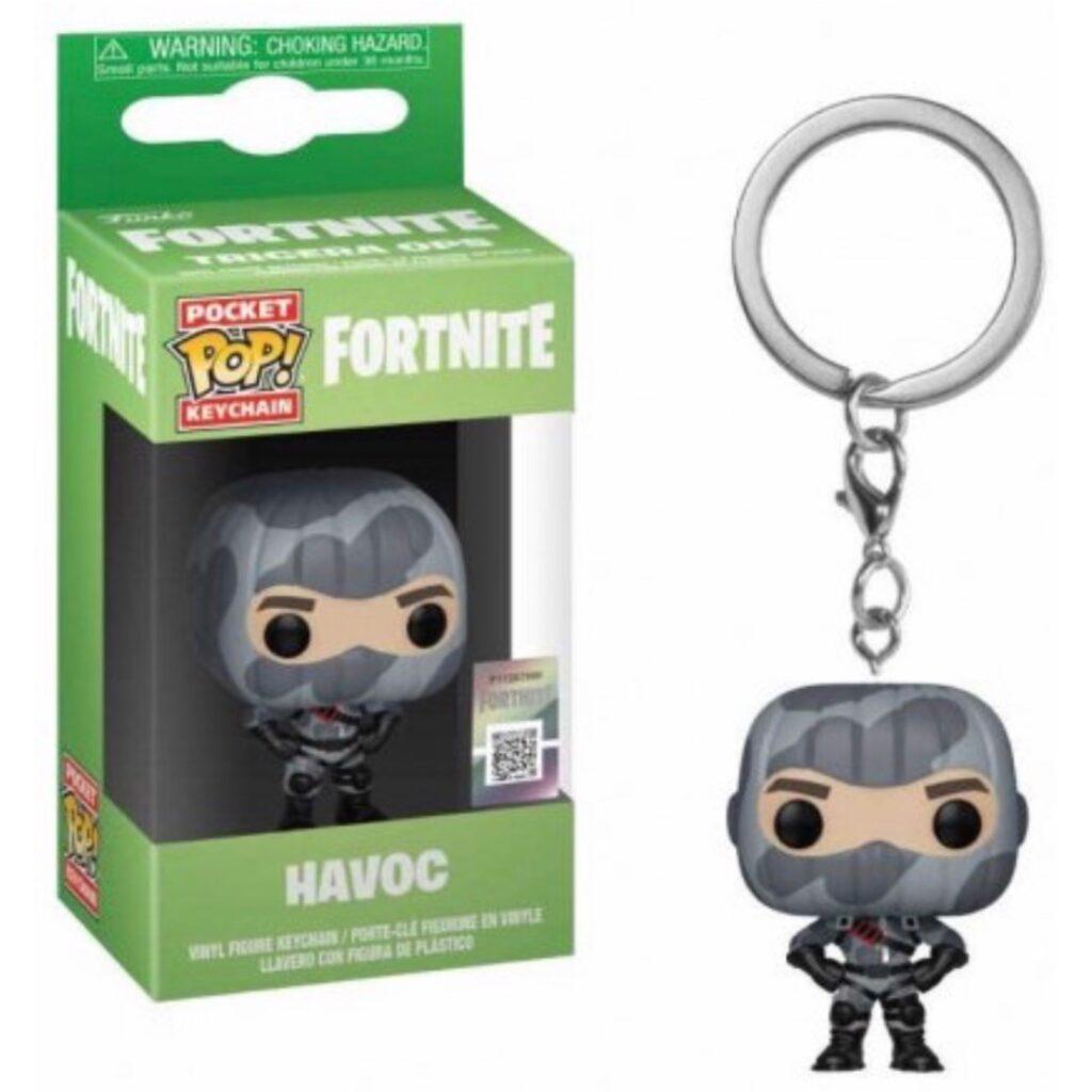 Fortnite Havoc - Pocket POP! Nøglering