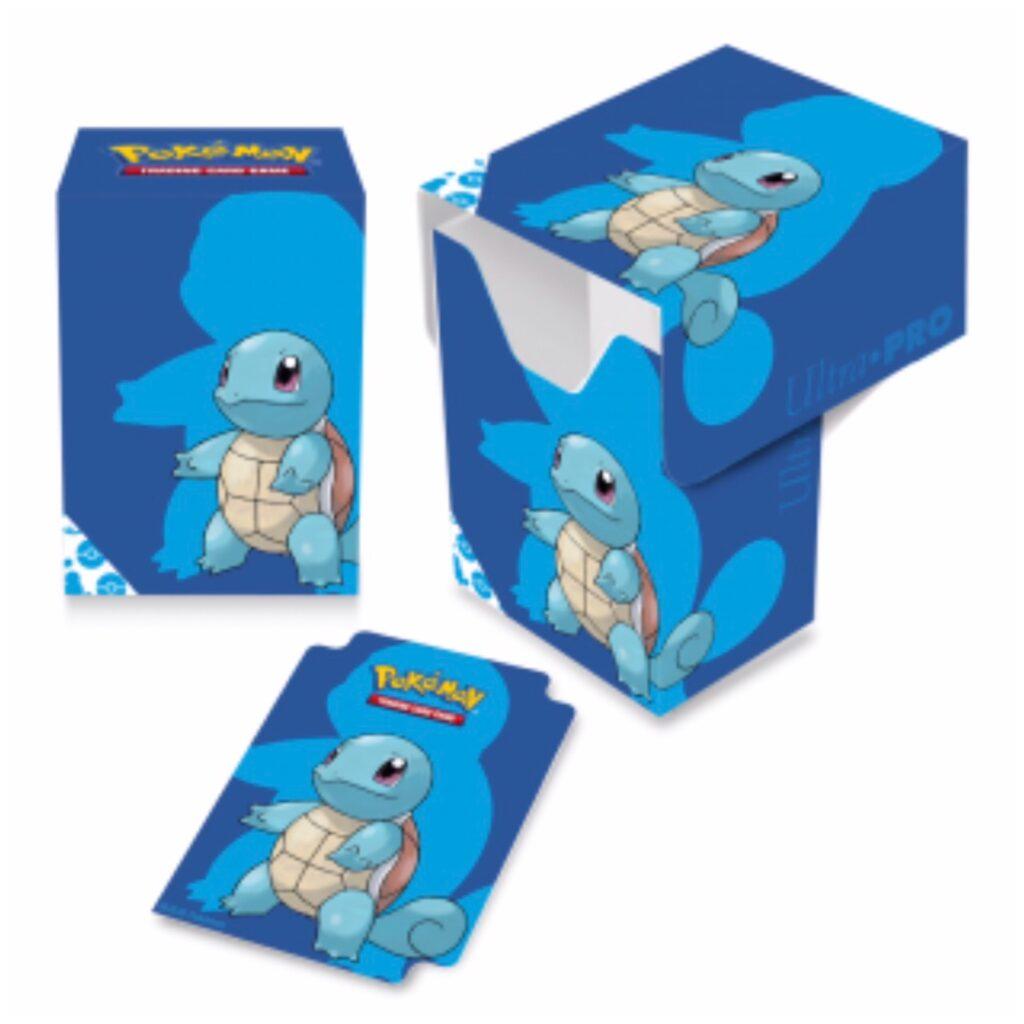 Pokemon Full Deck Box - Squirtle