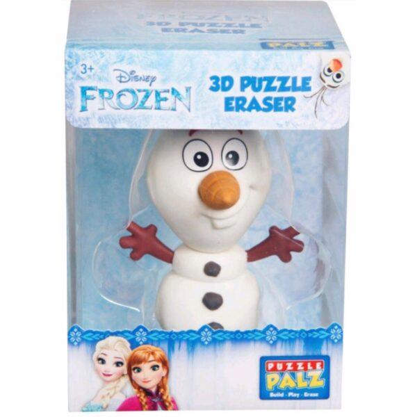 Olaf XL 3D Puslespils Figur (Frost)