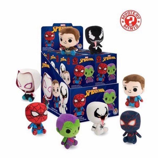 Funko Mystery Mini Marvel Spiderman