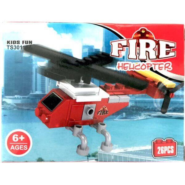 Lego udryknings kørertøj