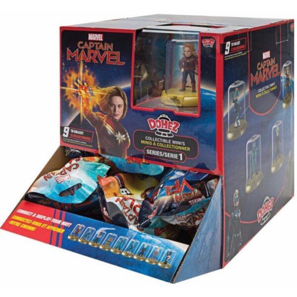 Captain Marvel figur - Legetøj til børn
