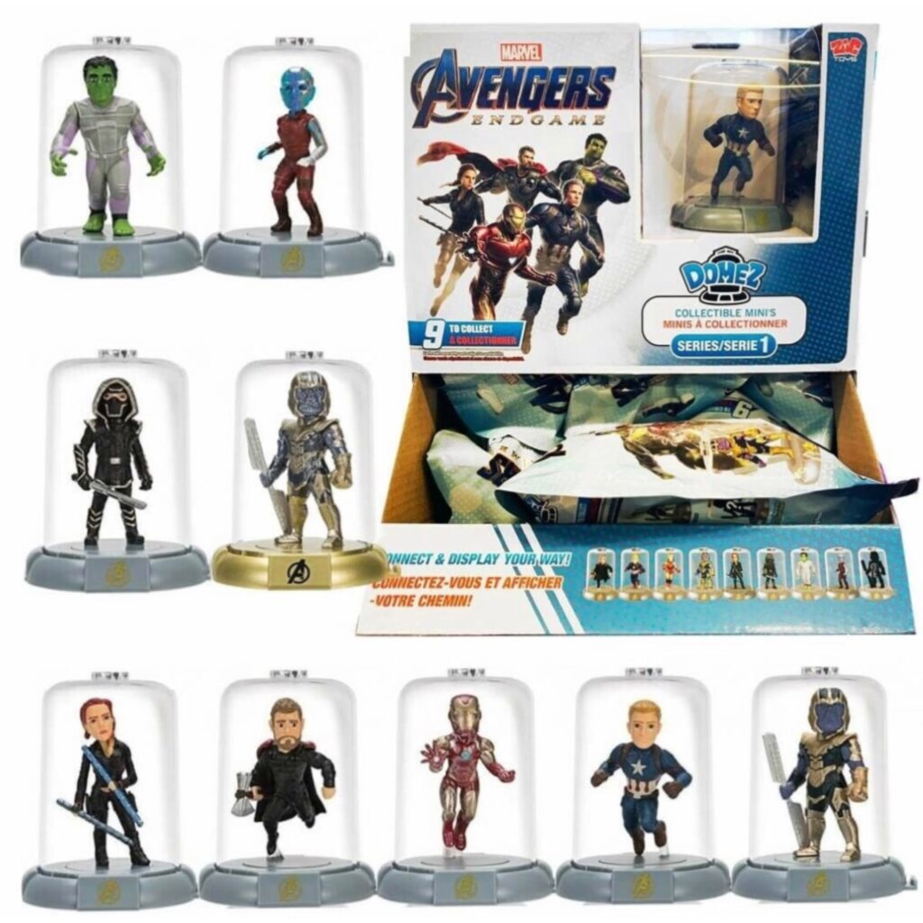 Marvel Avengers figur - Legetøj til børn