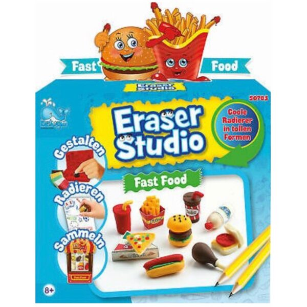 Eraser Studio Fast food