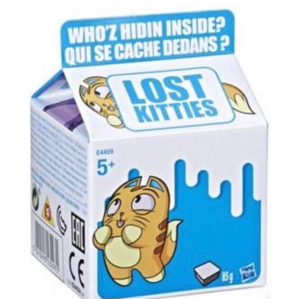 Lost Kittens Blindbag