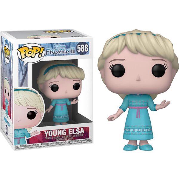 Young Elsa 588 Funko POP!