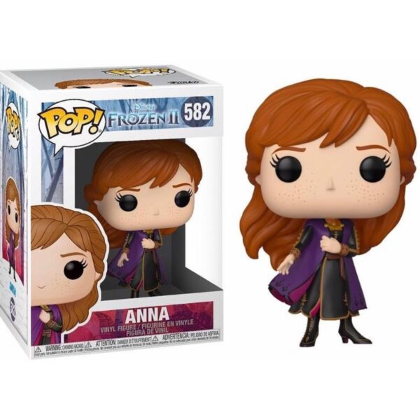 Anna 582 Funko POP!