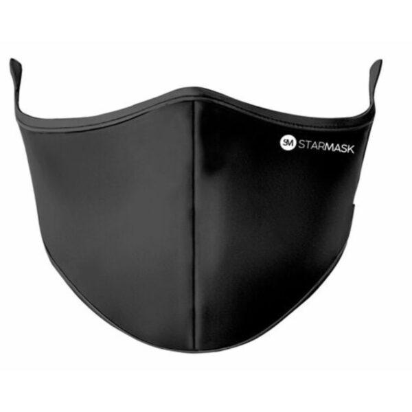 Vaskbar Maske I Sort (voksen str M)