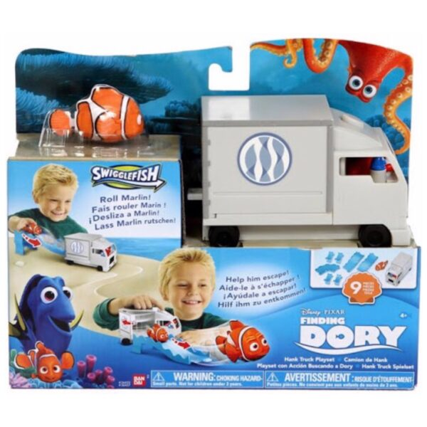 Find Dory Lastbil