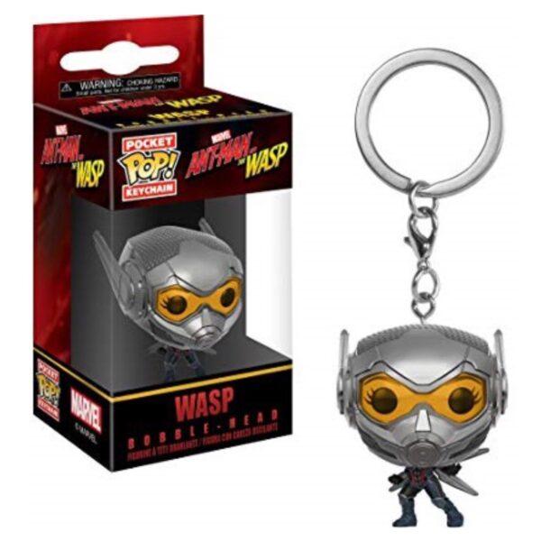 POP! Funko Nøglering Ant-Man The Wasp