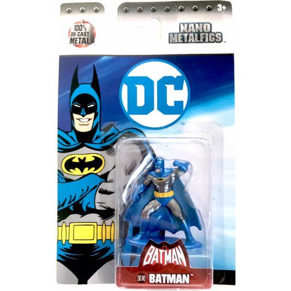 Batman (Blå) Superhelte Figur
