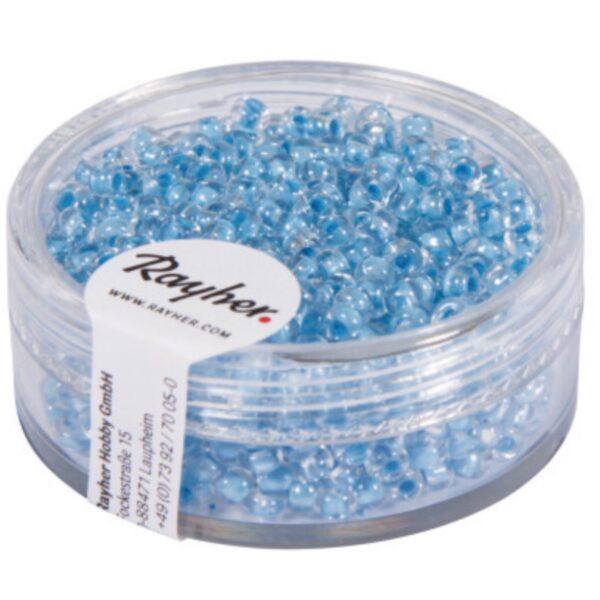 Rocailles Perler - Light Blue (2.6mm)
