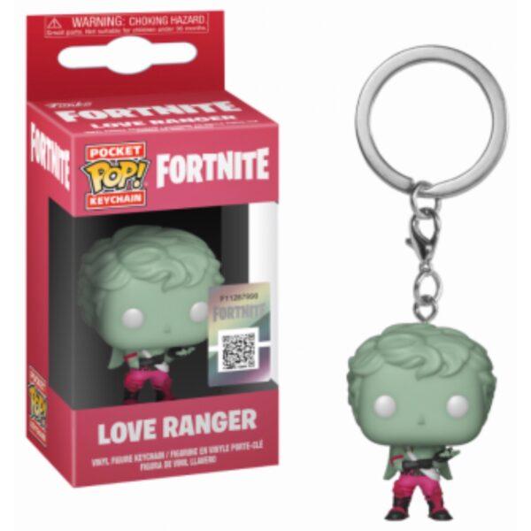 Funko POP! Keychain: Fortnite - Love Ranger